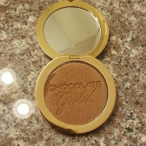 🔥4/$25 Too Faced Chocolate Gold Bronzer